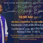 Bishop Agee New Vision Baptist Church