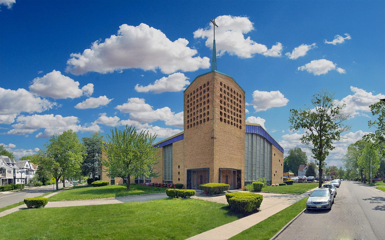 New Vision Baptist Church Building April