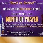 Prayer Month